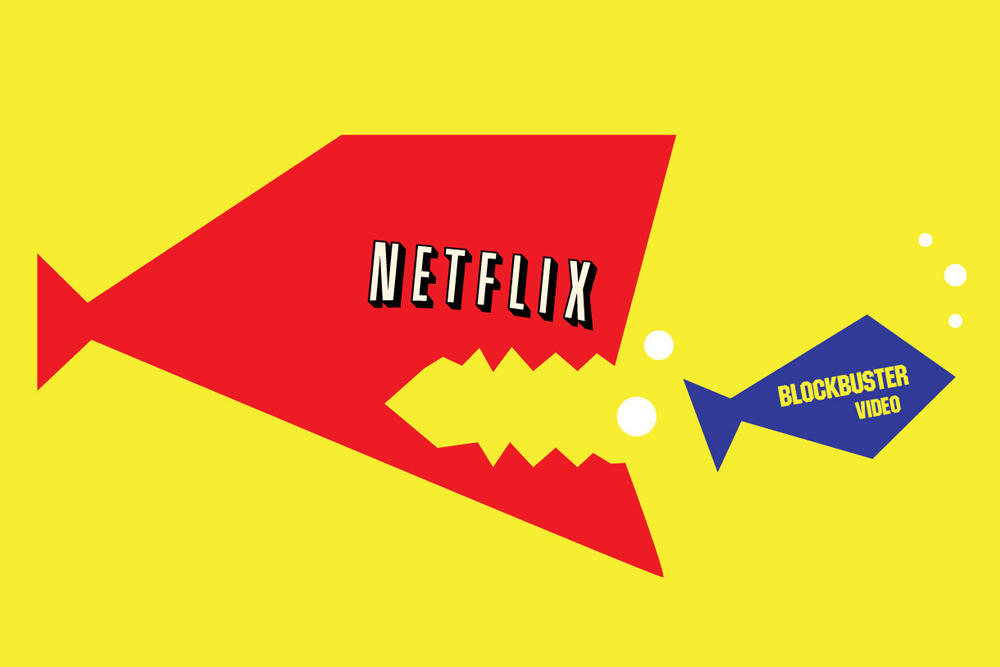 Caso de éxito: El Marketing Digital y Netflix